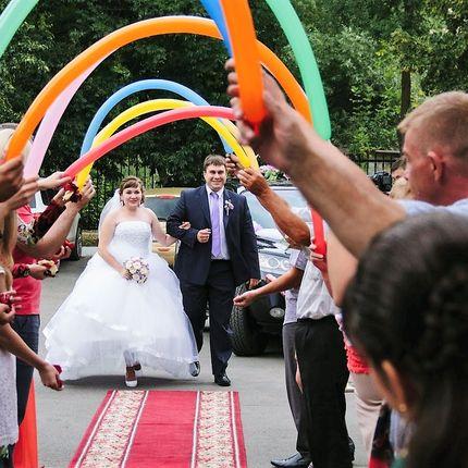 Ведущая на свадьбу + диджей, 6 часов