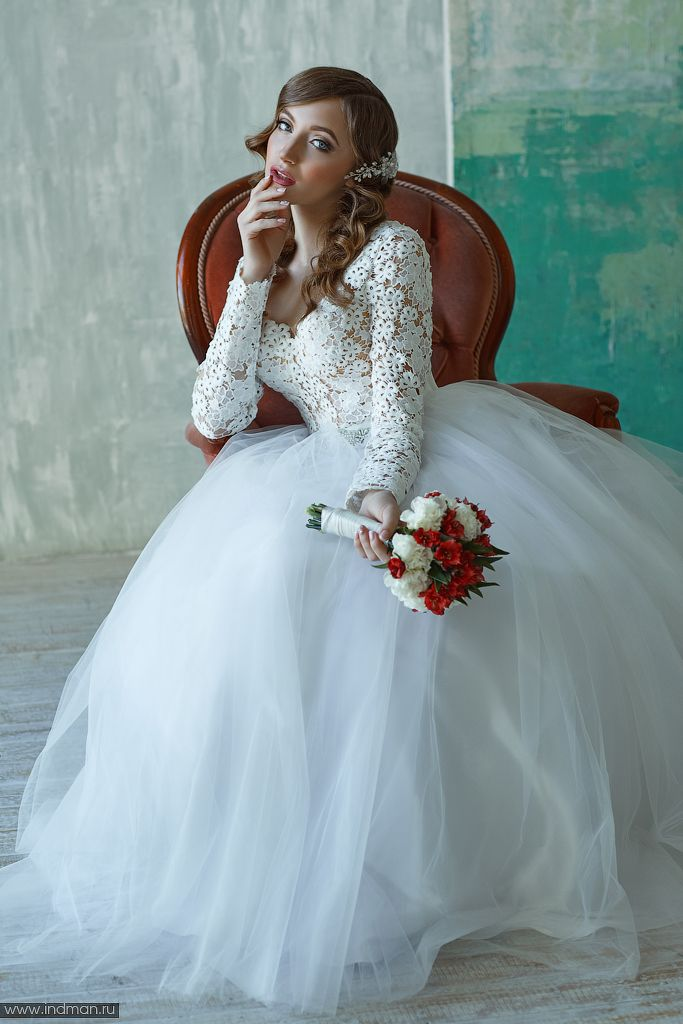 Фото 14230418 в коллекции Свадебный образ 2017 - Korolkova Studio Pro - академия красоты и стиля
