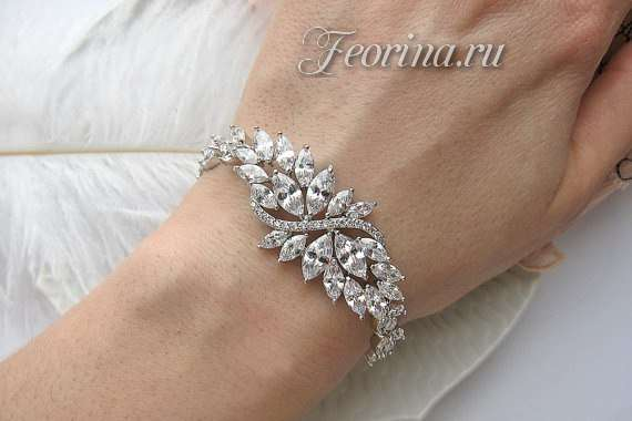 Каролин Цена: 2000 Этот товар на сайте:  - фото 17036166 Свадебный салон Feorina