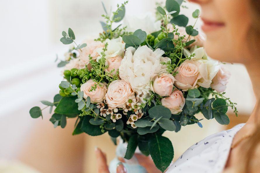 Фото 14247376 в коллекции Свадебные букеты - Кристина Вебер - флорист и декоратор