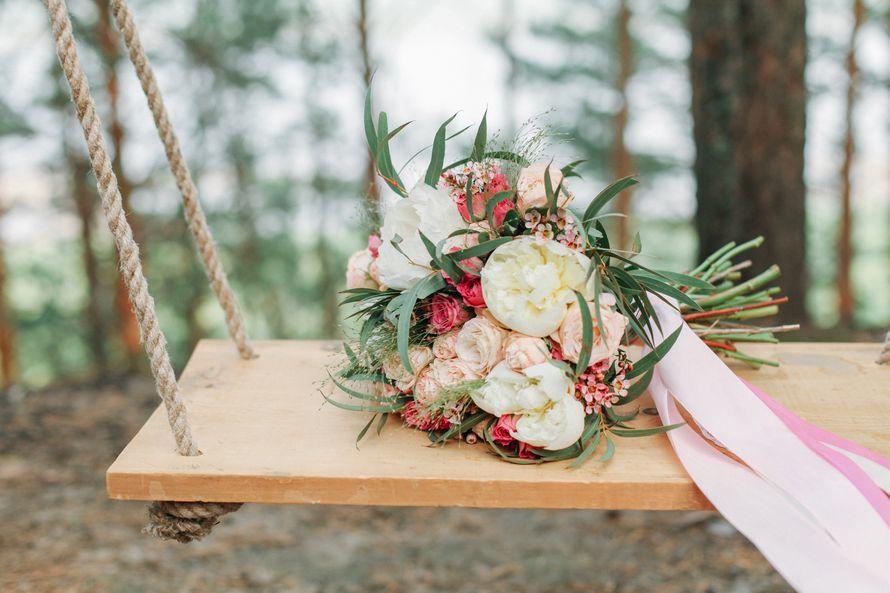Фото 14247616 в коллекции Свадебные букеты - Кристина Вебер - флорист и декоратор