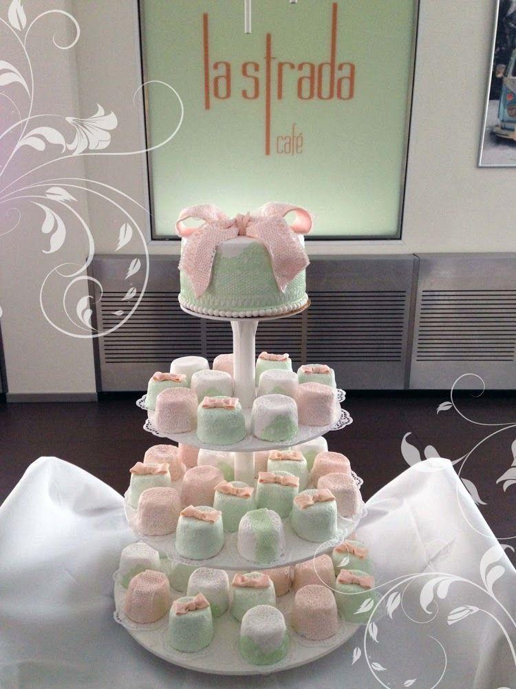 Фото 14338904 в коллекции Свадебные торты - Авторские торты от Анны Мочаловой