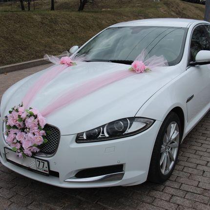 Аренда Jaguar XF, цена за 1 час