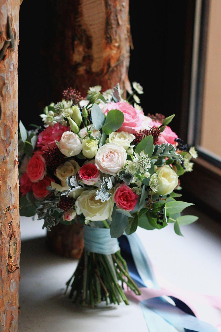 Фото 14361420 в коллекции Петербургская свадьба - Студия цветов и декора Aster