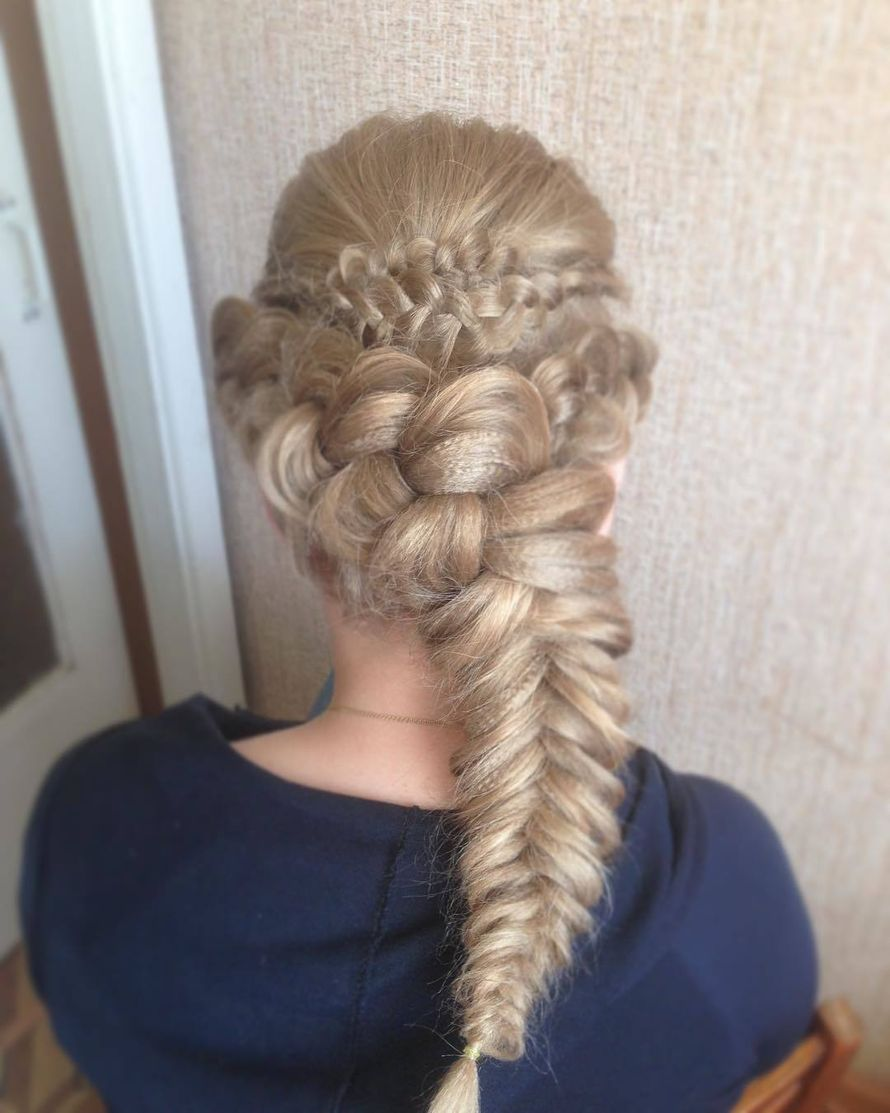 Фото 17260864 в коллекции Портфолио - Стилист по причёскам Ирина Лебедева