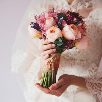 Букет для невесты - пакет 4