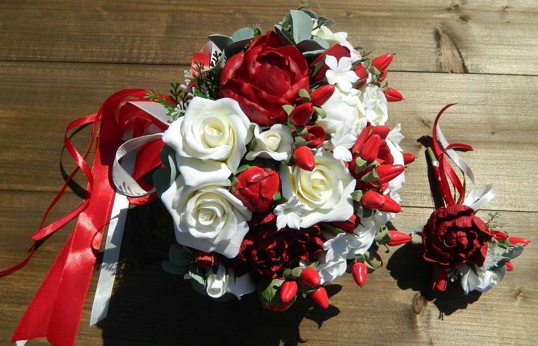 Фото 15312106 в коллекции Портфолио - Свадебный декор от Ольги Луниной