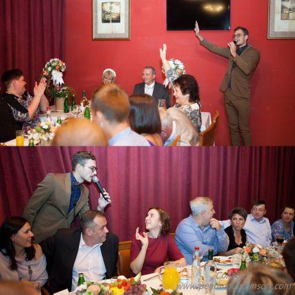 Проведение свадьбы на английском языке