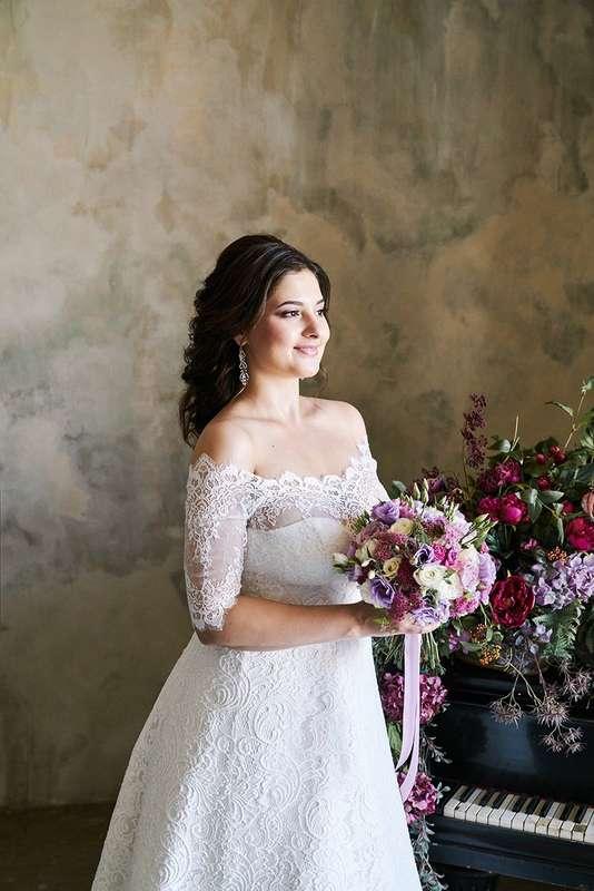 Невеста Жанна Фотограф  - фото 16551580 Стилист Екатерина Харченко