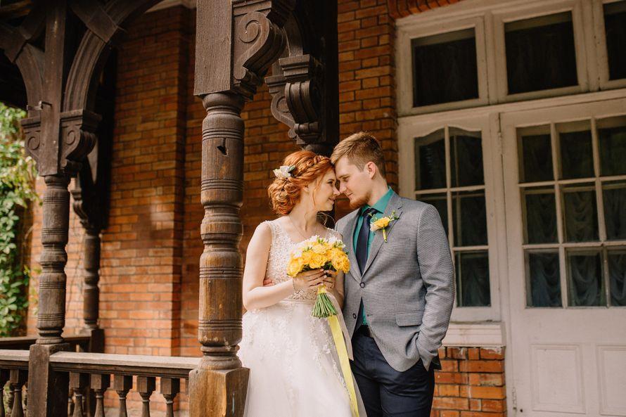 Невеста Юленька - фото 16551694 Стилист Екатерина Харченко