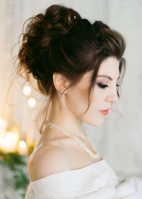 Красавица Анна Фотограф  Макияж и прическа я - фото 16551704 Стилист Екатерина Харченко