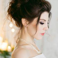Красавица Анна Фотограф  Макияж и прическа я