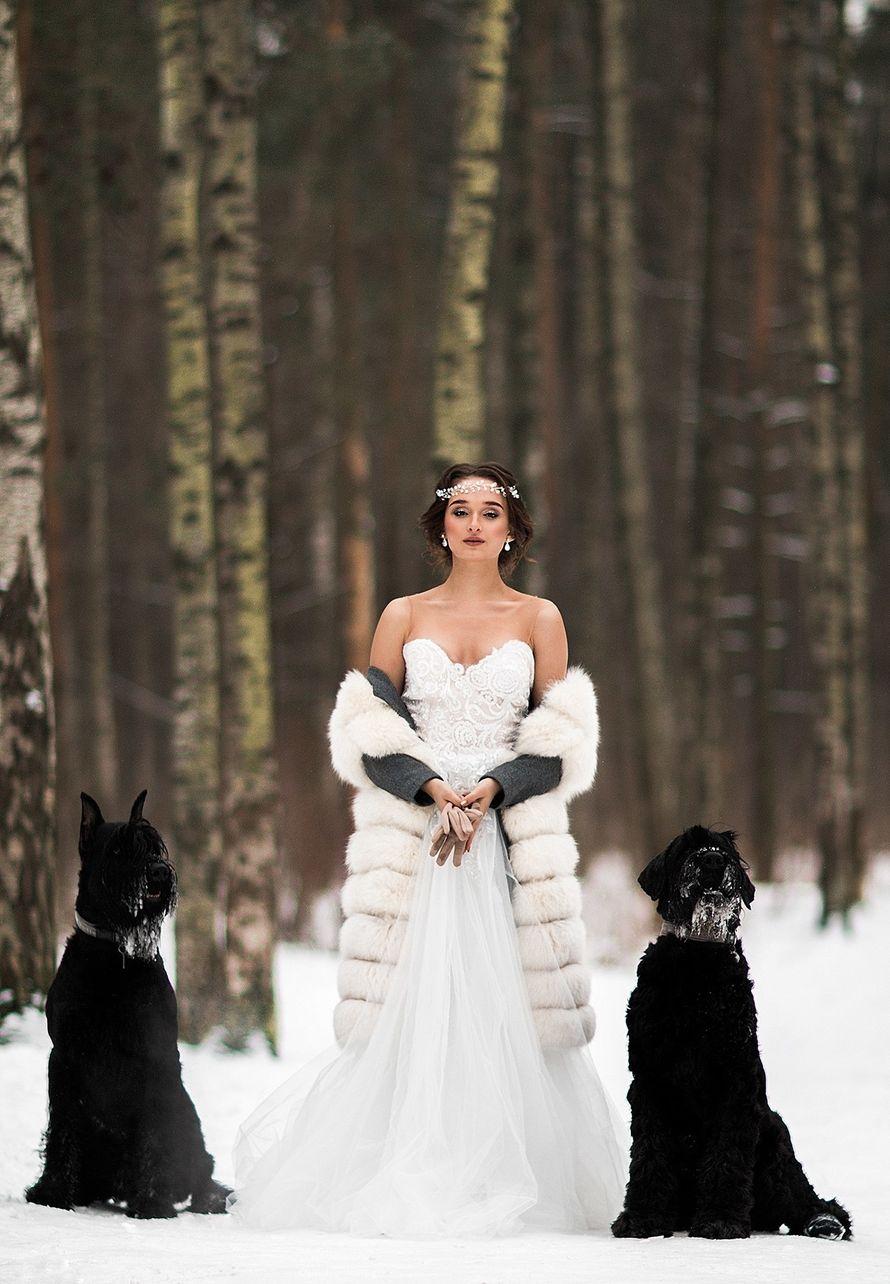 Фотограф:  Невеста и жених:   Образ невесты: я  Платье:  Флористика:  - фото 16551726 Стилист Екатерина Харченко