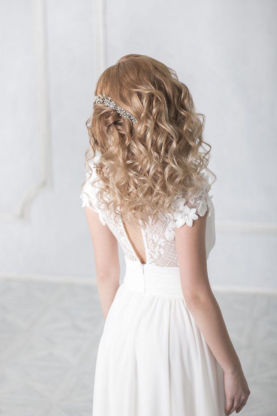 Фотограф:  Невеста:  Визаж и прическа: я Платье:  - фото 16551738 Стилист Екатерина Харченко