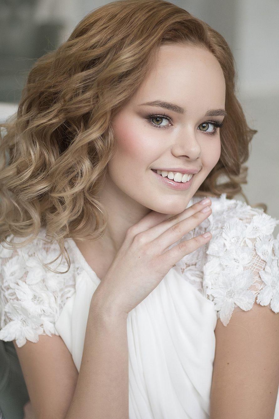 Фотограф:  Невеста:  Визаж и прическа: я Платье:  - фото 16551742 Стилист Екатерина Харченко