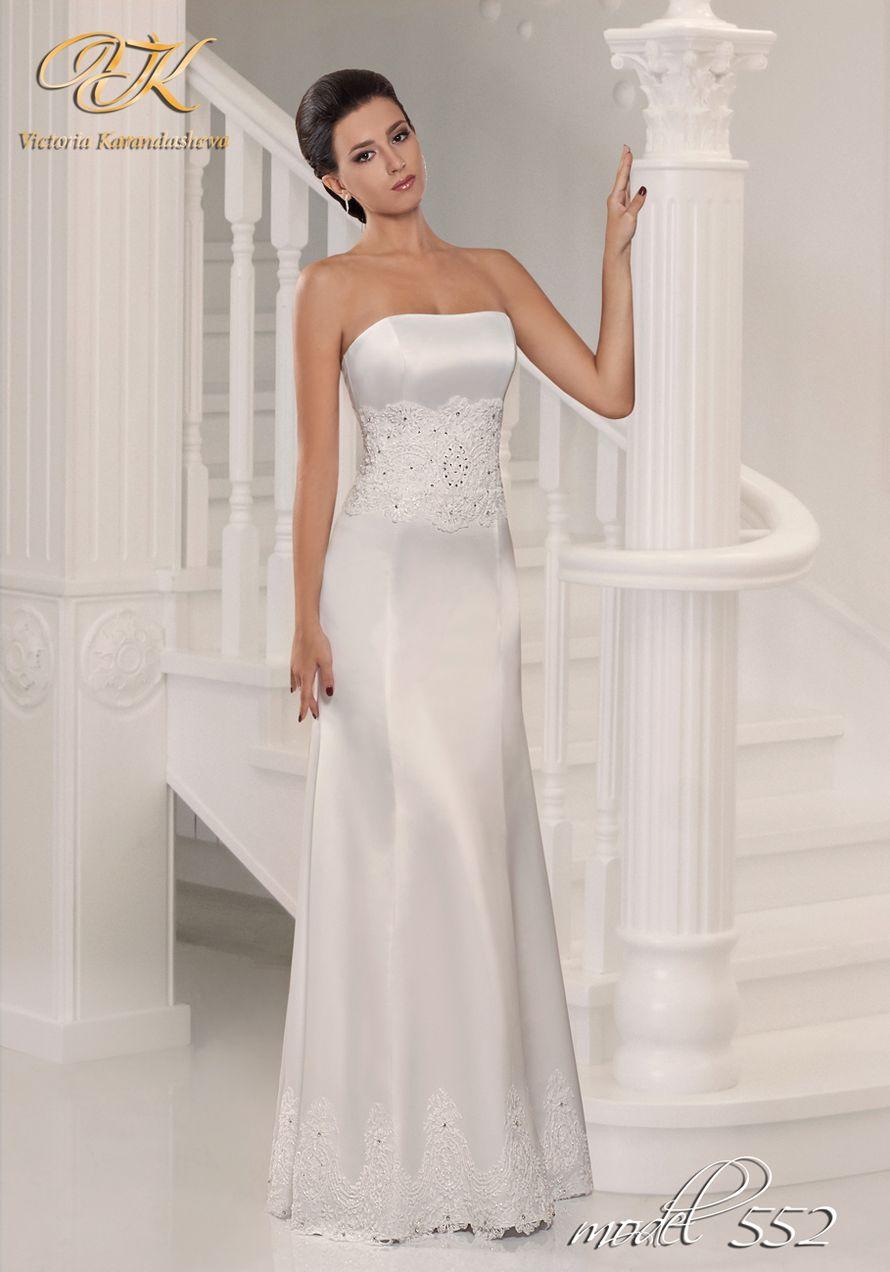 Фото 3502397 в коллекции Наличие на данный момент - Свадебный салон Королева