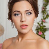 Макияж и прическа  Олеся Скударева