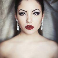 Модель - [id29782129|София] Hair, MUA -  [id88612040|Евгения Авдеева] Платье, корона, серьги -