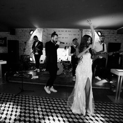 Выступление кавер-группы на свадьбе, 2 часа
