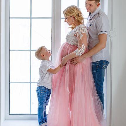 Фотосъёмка беременности - пакет Премиум