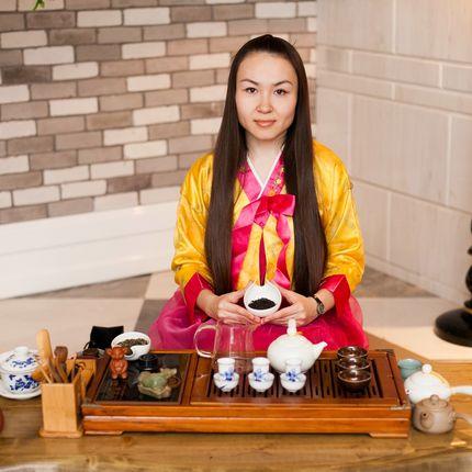 Корейская чайная церемония на свадьбу