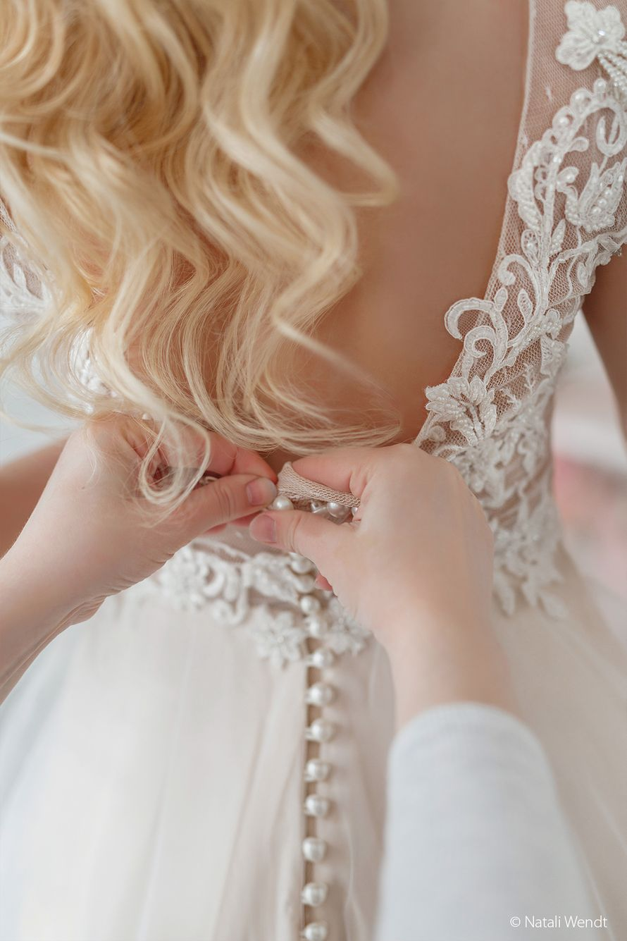 Утро невесты - фото 16881766 Фотограф Наталья Вендт