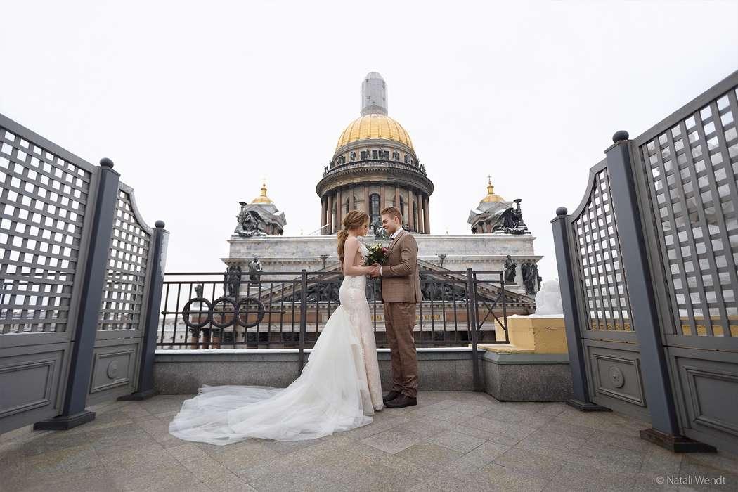 Жених и невеста - фото 17266048 Фотограф Наталья Вендт