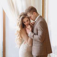 Свадьба в Питере. Жених и невеста