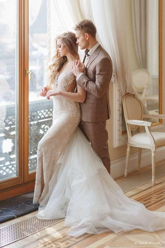 Свадьба в Питере. Молодожены - фото 17266590 Фотограф Наталья Вендт