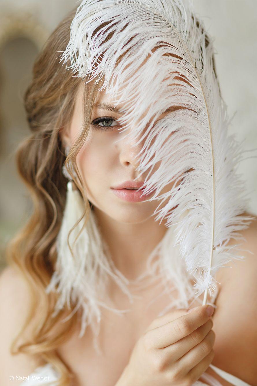 Утро невесты в будуарном стиле. Портрет невесты - фото 17701830 Фотограф Наталья Вендт