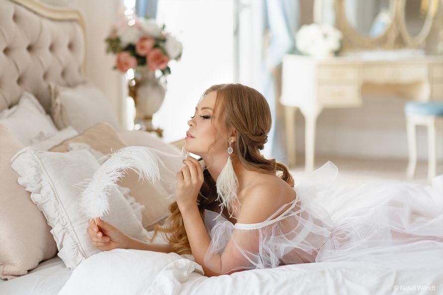 Будуарное утро невесты - фото 17701864 Фотограф Наталья Вендт