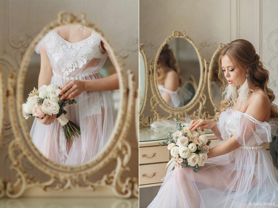 Будуарное утро невесты - фото 17701866 Фотограф Наталья Вендт