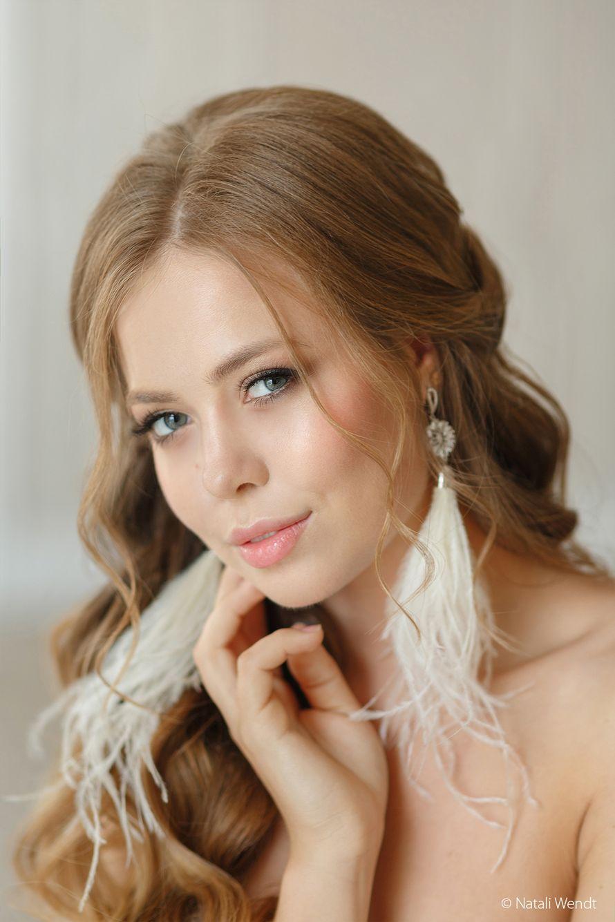 Макияж невесты - фото 17701872 Фотограф Наталья Вендт