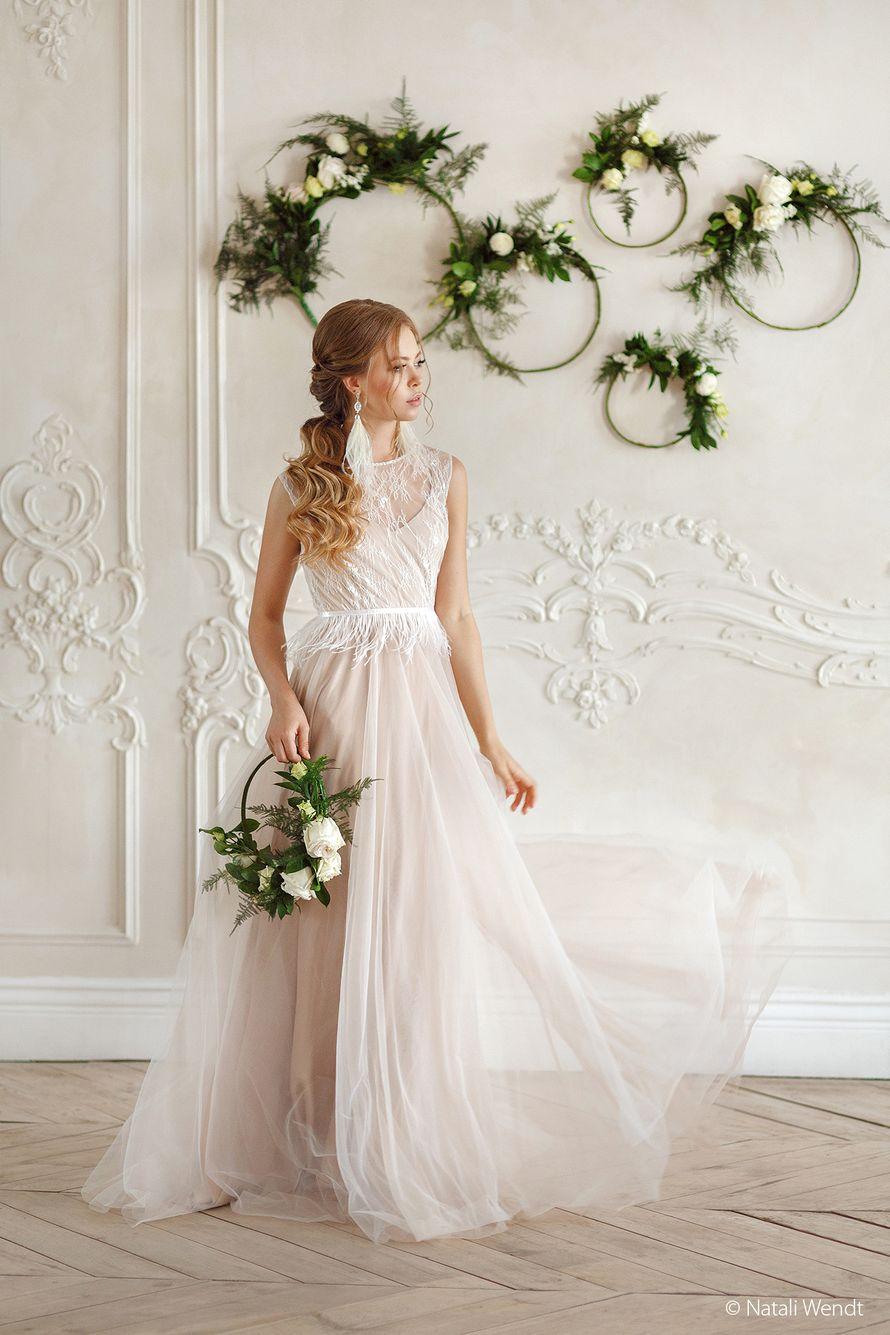 Летящее платье невесты - фото 17701916 Фотограф Наталья Вендт