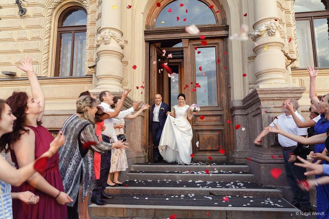 свадьба, регистрация брака - фото 17891878 Фотограф Наталья Вендт
