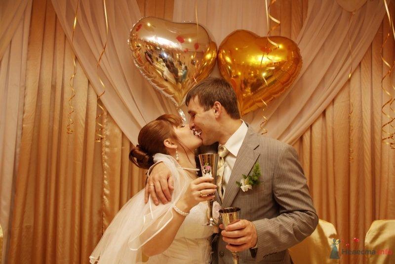 Поцелуй) - фото 58258 Василий и Екатерина