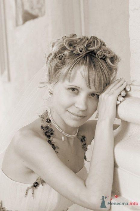 Портрет невесты - фото 39113 Фотограф Андрей Малышев