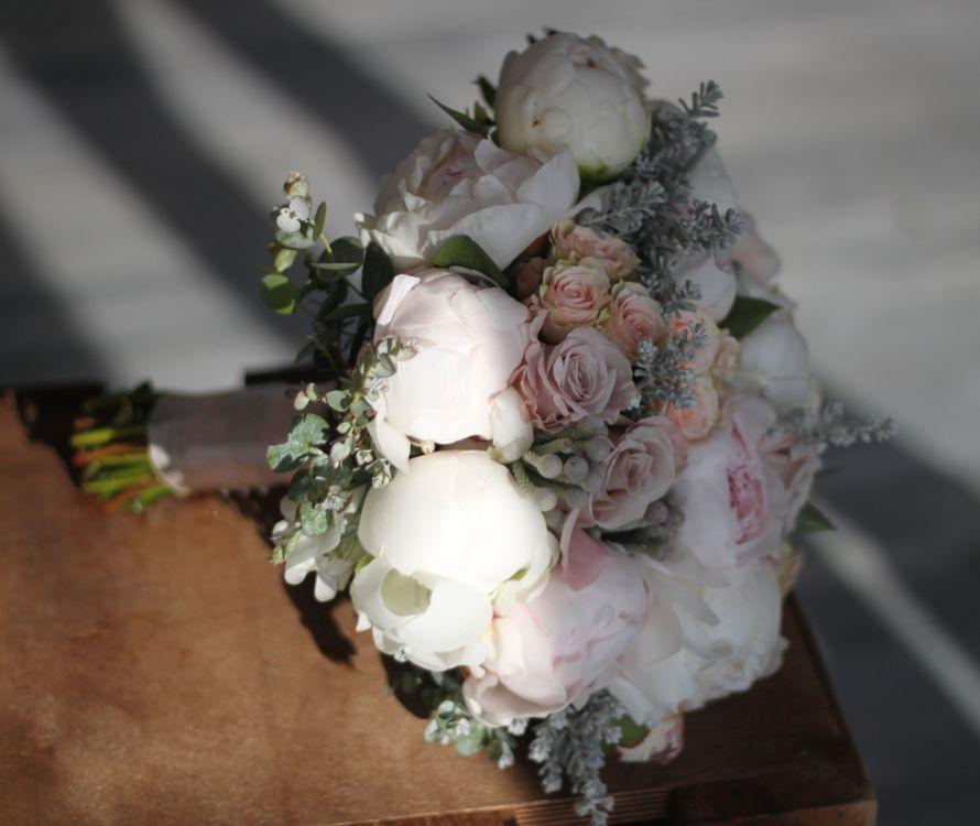 """Букет невесты - фото 17473402 Студия декора """"Сон в летнюю ночь"""""""