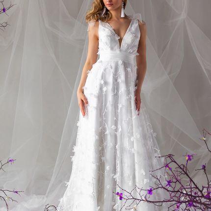 Свадебное платье Ванилла