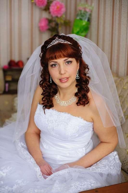 Омск свадьба прическа