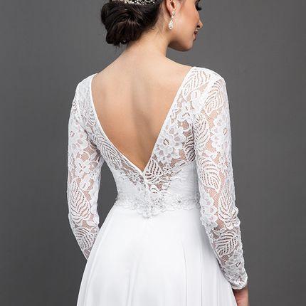 """Свадебное платье """"Воздушный поцелуй"""""""