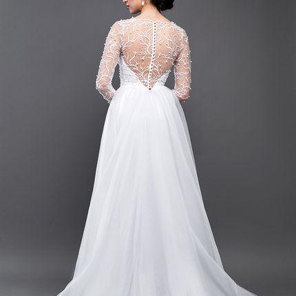 """Свадебное платье """"Кристальный рай"""""""