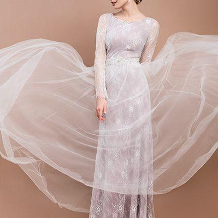 """Свадебное платье """"Мерцание неба"""""""