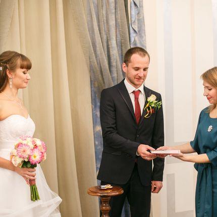 Фотосъёмка бракосочетания + видео в подарок