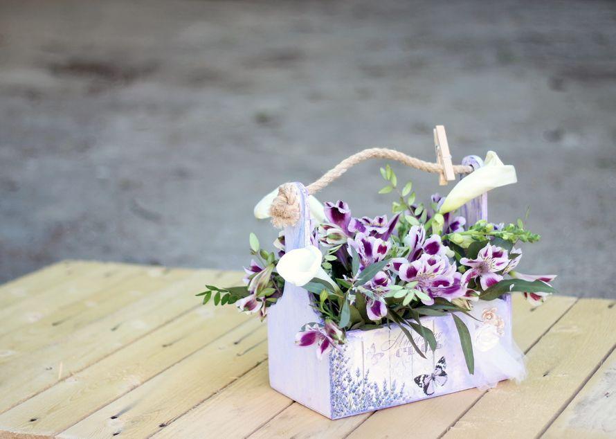 Фото 14738068 в коллекции Свадьба в стиле Прованс - Custom flowers - студия флористики и декора