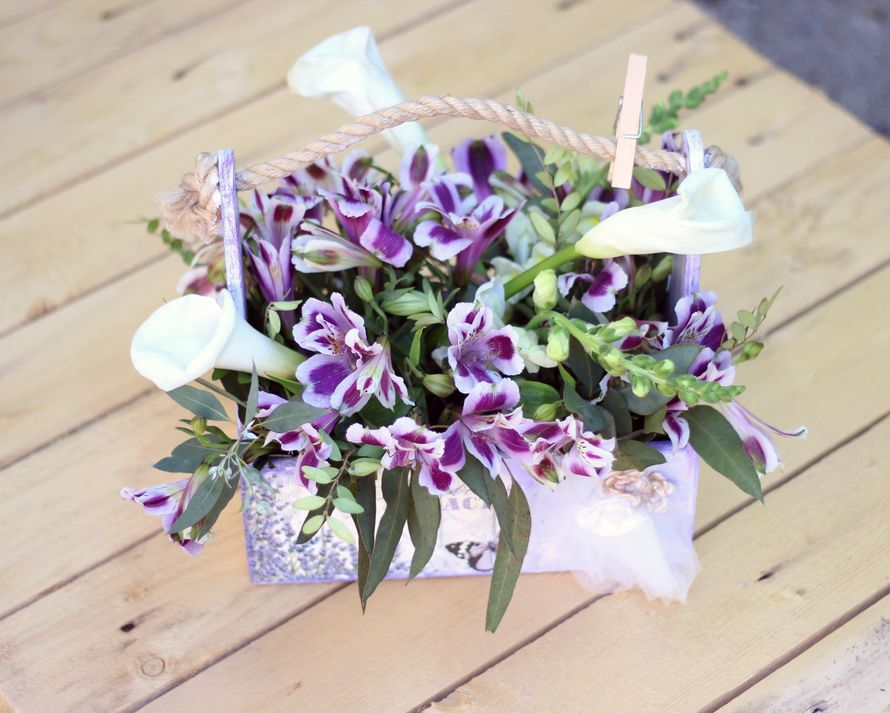 Фото 14738070 в коллекции Свадьба в стиле Прованс - Custom flowers - студия флористики и декора