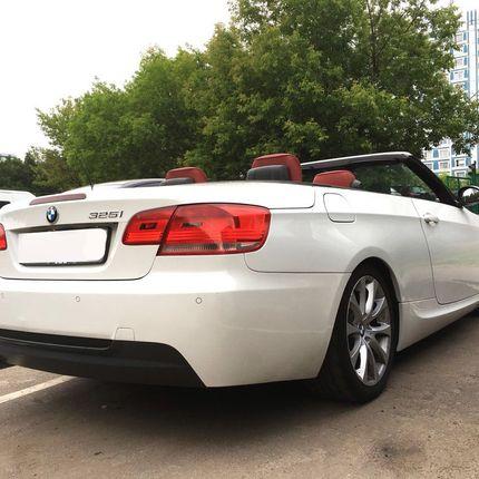 Аренда кабриолета BMW 3-Series Белый, цена за 1 час
