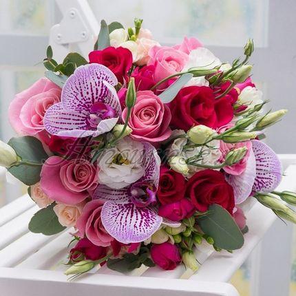 Букет невесты Прекрасная церемония