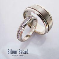 """Обручальные кольца коллекции """"Classik"""""""