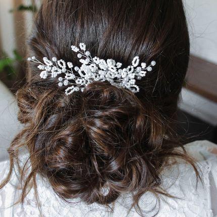 Свадебные шпильки в причёску, цена за 1 шт